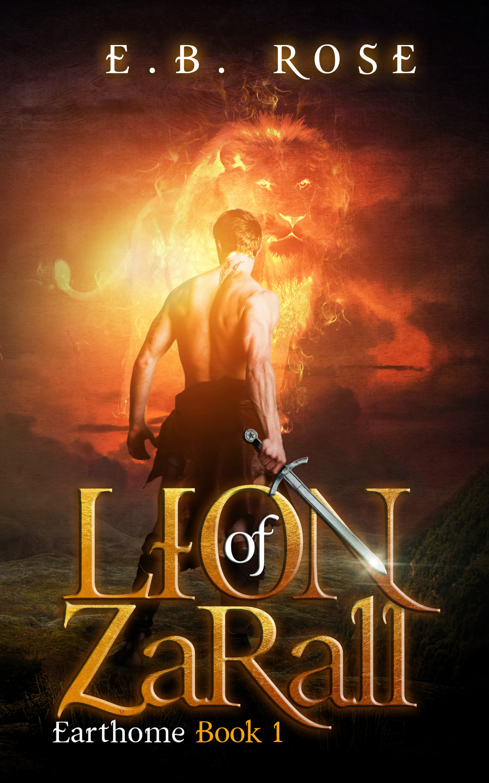 Lion of Zarall (ebook)